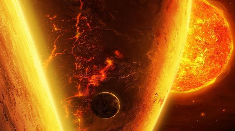 A világegyetem legnagyobb csillaga
